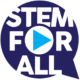 National Science Foundation STEM for All logo